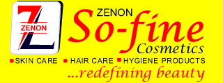 Zenon So-Fine Cosmetics